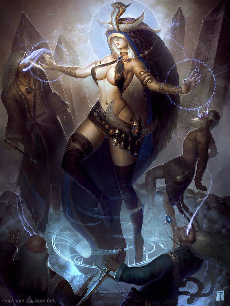Астарта - богиня любви и плодородия
