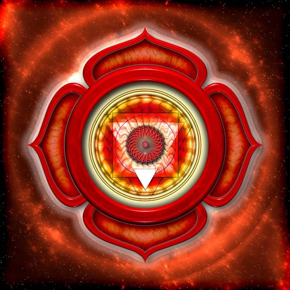 Первая чакра муладхара: активация и открытие