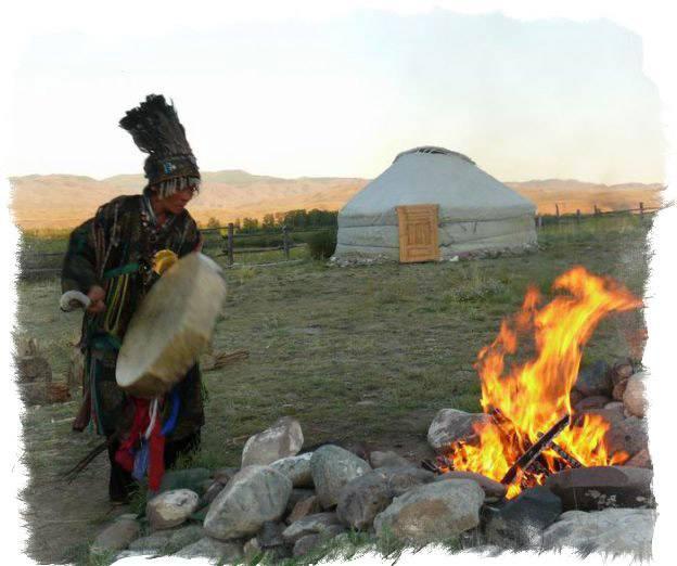 Шаманы Алтая и других регионов Сибири