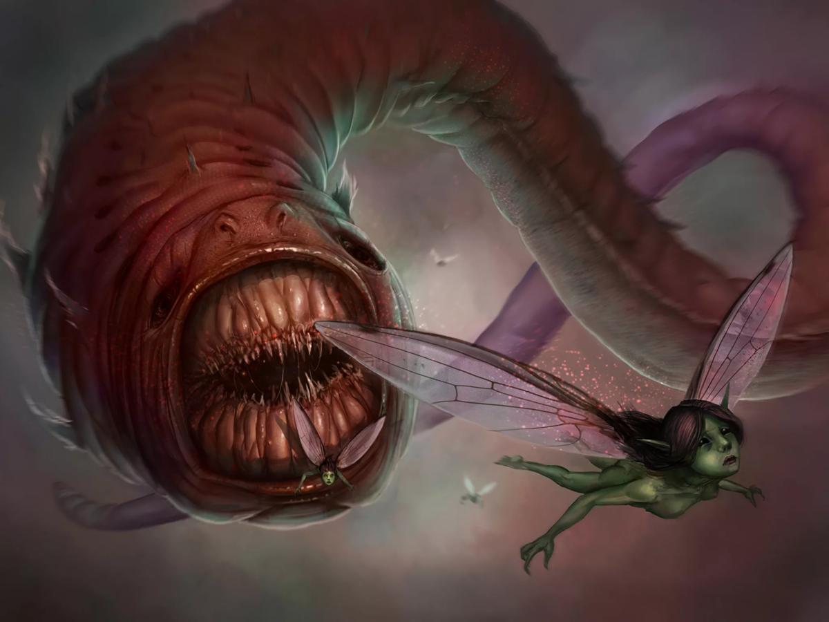 Ламбтонский червь
