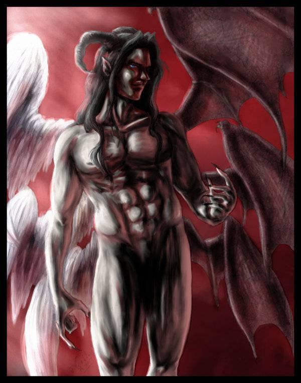 Суккуб - это демонесса похоти и разврата из средневековых легенд