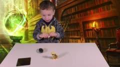 Магия для начинающих — как вызвать матерного гномика вместе с друзьями   бытовая магия   яндекс дзен