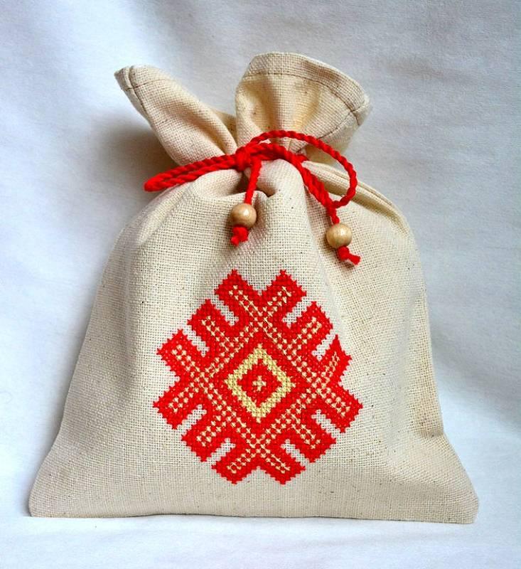 Узелковая магия: славянские наузы на разные случаи жизни. схемы плетения