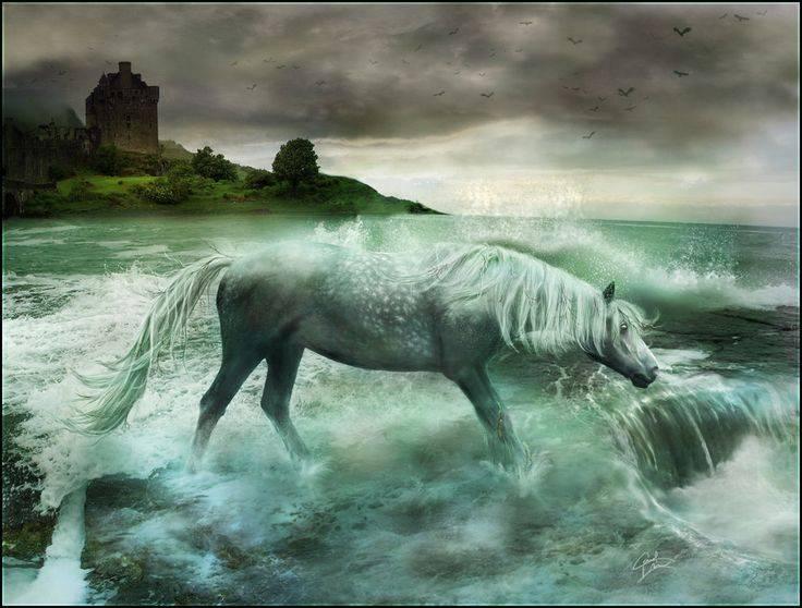 Водяная лошадь