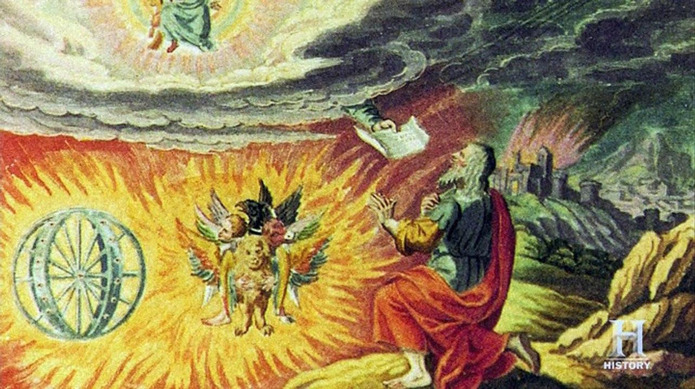 Книга еноха — загадочный источник магических и религиозных знаний
