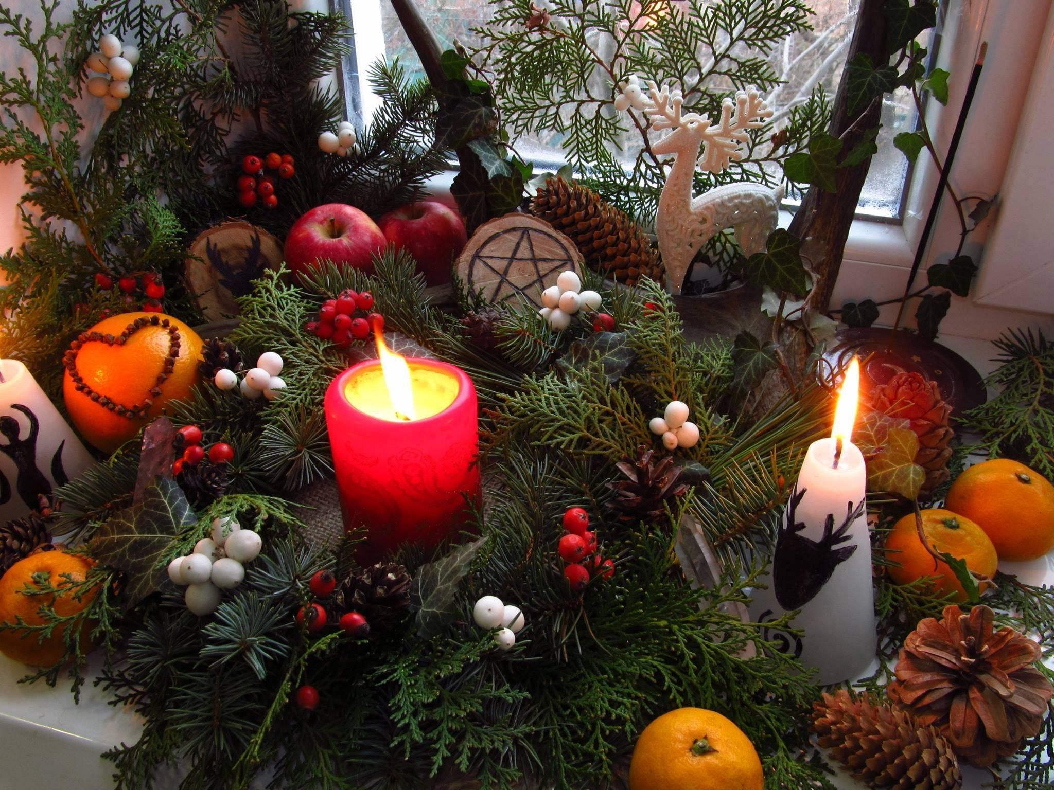 Колесо года: йоль — сакральный смысл праздника