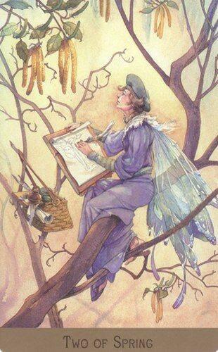 Таро теней: галерея, история создания, особенности