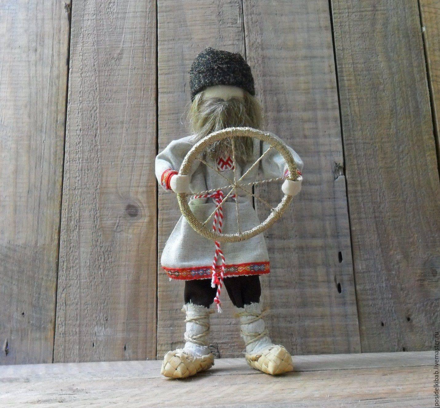 Куклы-обереги: какие бывают, каково их предназначение