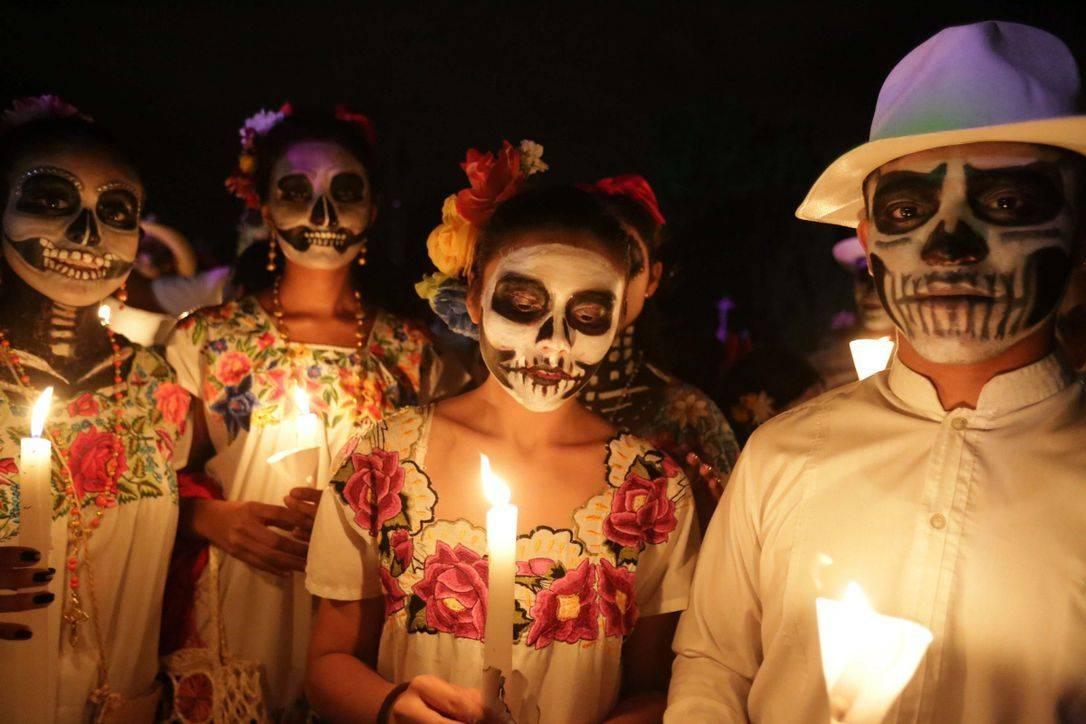 Страшные истории и мистические истории. празднование хэллоуина для детей и взрослых — традиции дня мертвых
