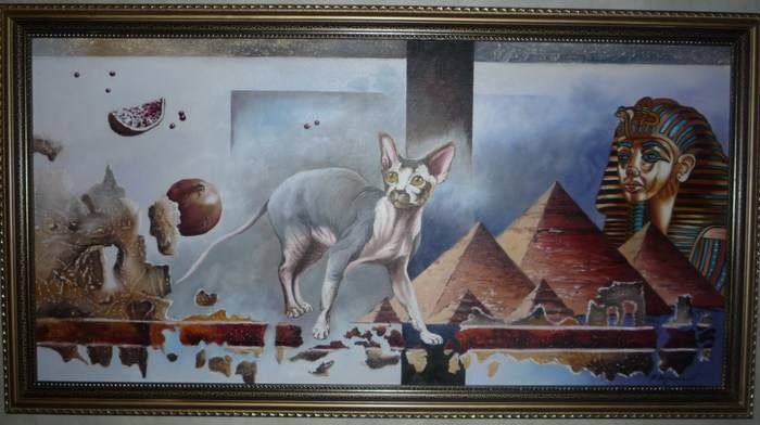 Символизм и мифы, связанные с кошкой и луной
