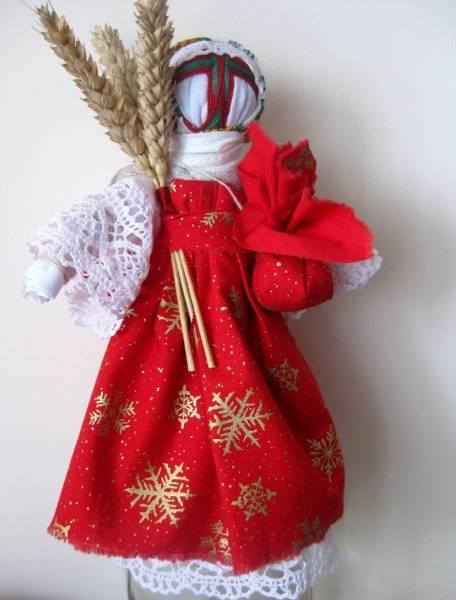 Кукла доля – оберег на счастье своими руками