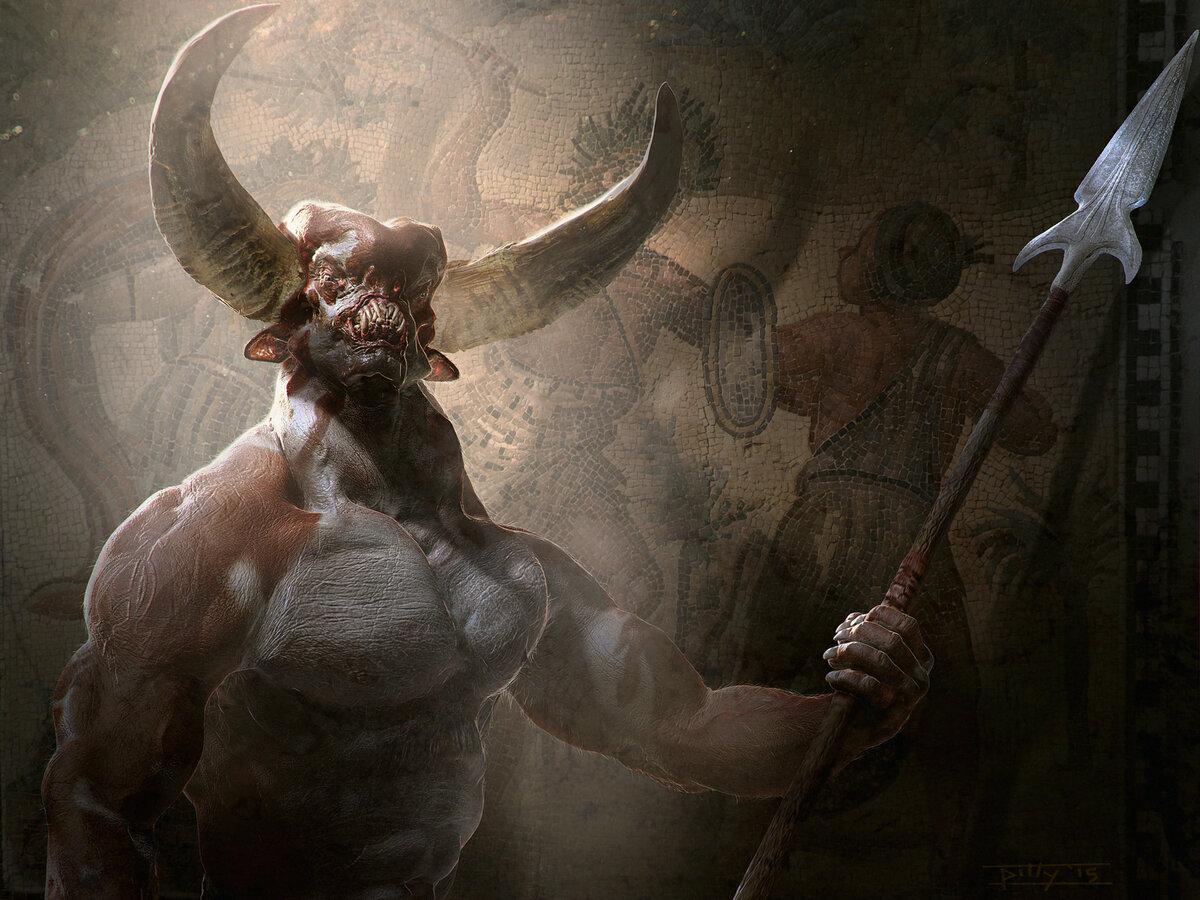 Лабиринт минотавра на крите: кто построил и кто победил чудовище, где находится и как добраться
