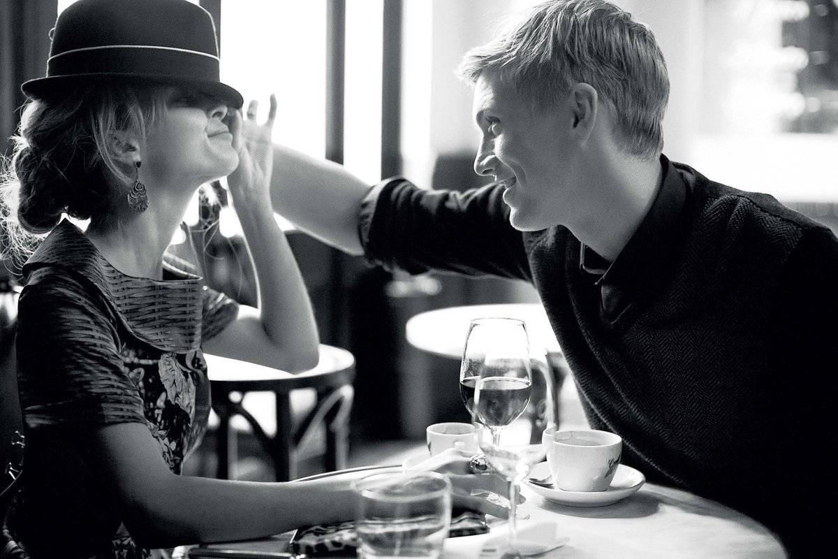 Психологический тест: какой вас видят мужчины   психология