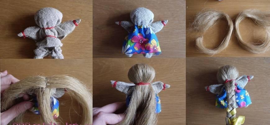 Кукла благополучница-денежница своими руками   мастер класс