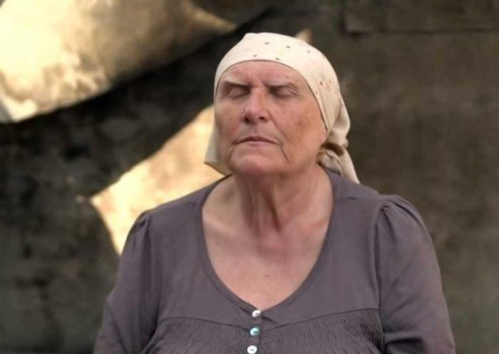 Баба нина это актриса или настоящий человек