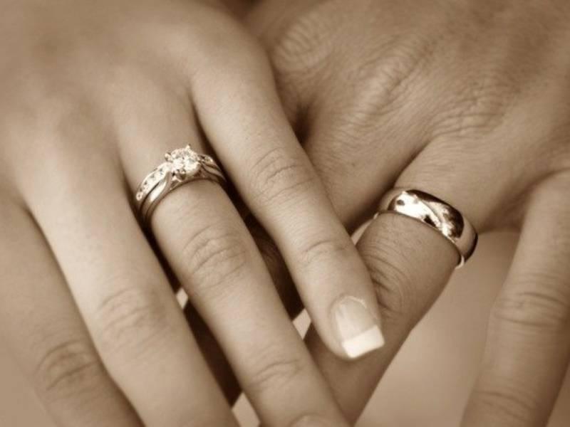Гадание на обручальном кольце :: заговоры и молитвы - верую господи.ру