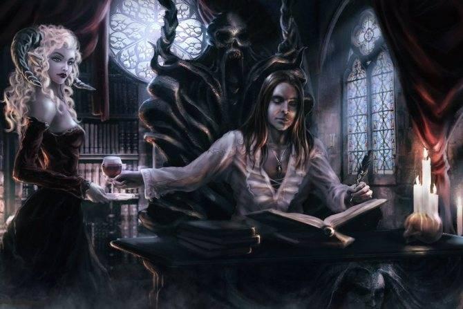 Как вызвать вампира — самые эффективные ритуалы | charybary | яндекс дзен
