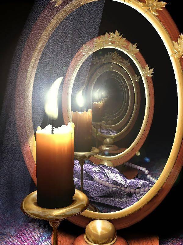 Гадание на зеркале: способы узнать своего суженого и будущее