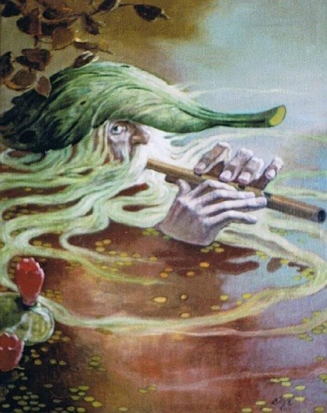Мифология романских народов   bestiary.us