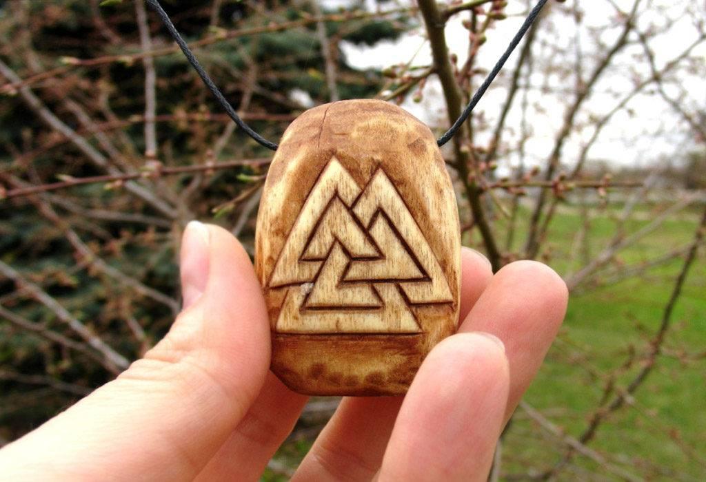 Значение символа валькнут