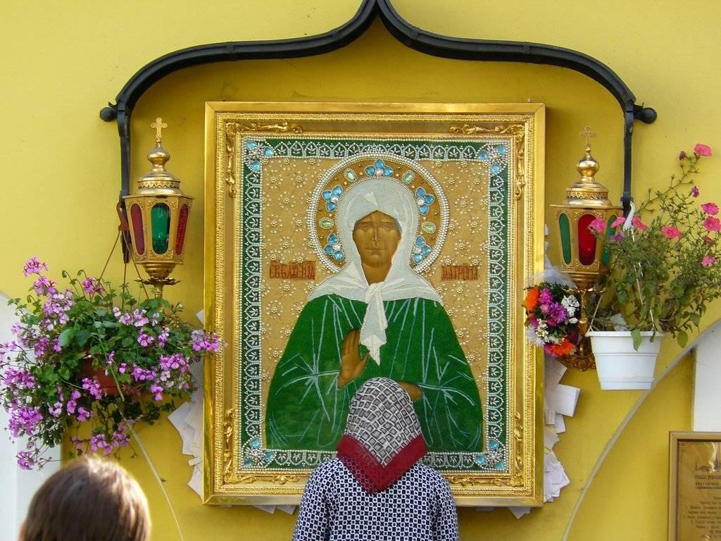Житие матроны московской: правдивая биография святой, история о открытии дара и помощи, воспоминания о блаженной старице