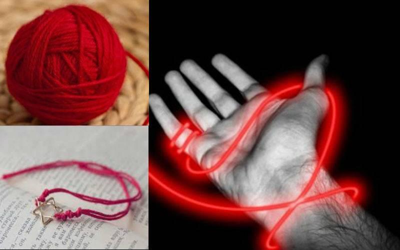 Зеленая нить на запястье: что значит, на какой руке носить