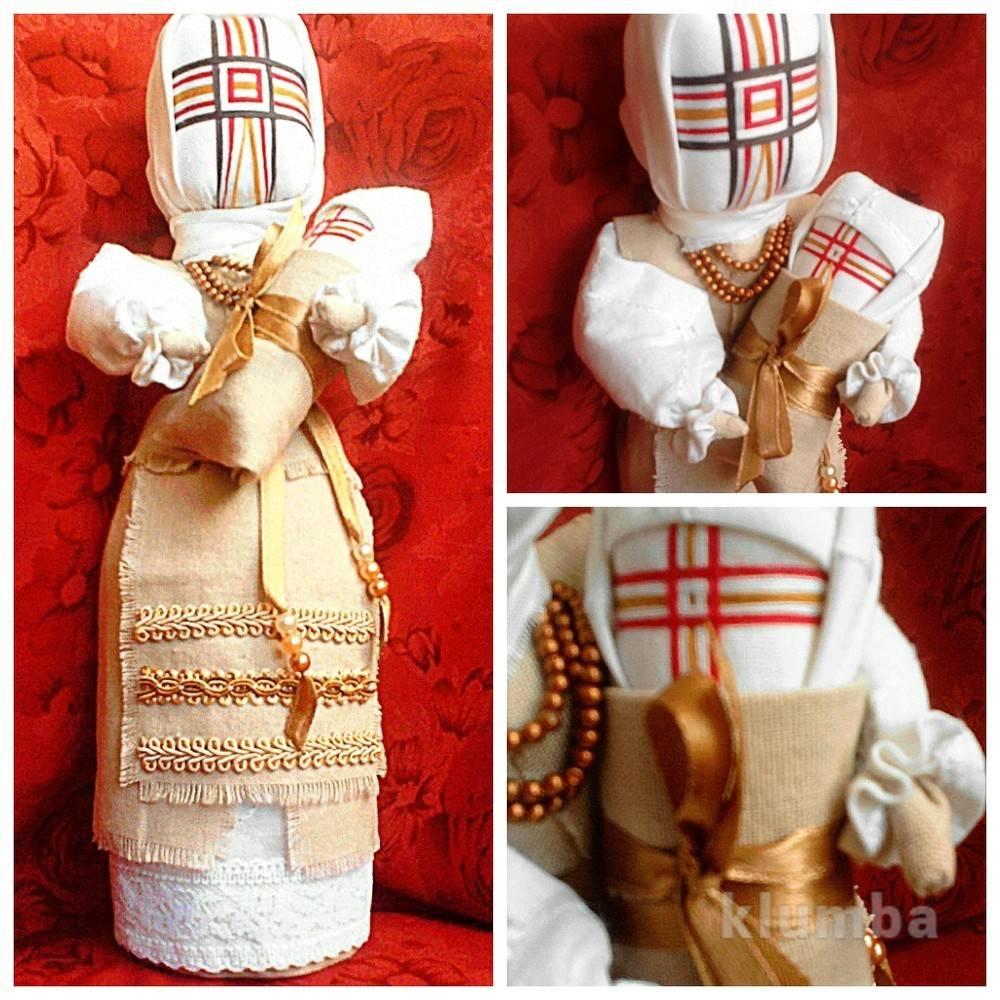 Кукла-мотанка | страна мастеров