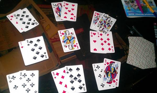 Бабушкин расклад на игральных картах - полное описание, толкование результатов