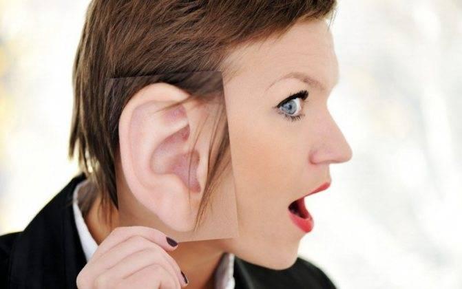 К чему чешется левое или правое ухо?