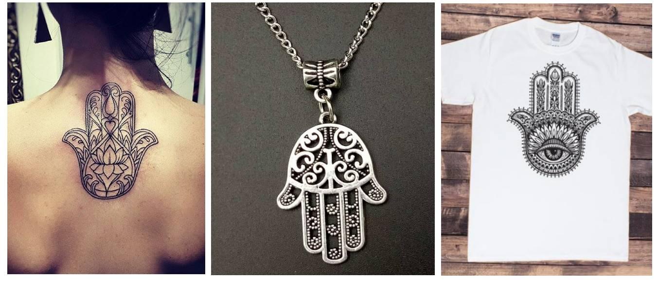 Значение талисмана рука фатимы, история символа