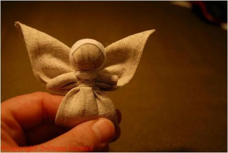 Ангелы своими руками — коробочка идей и мастер-классов