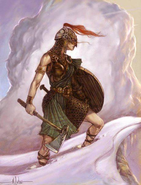 Боги и богини скандинавской мифологии | боги викингов | freinheim | северный дневник