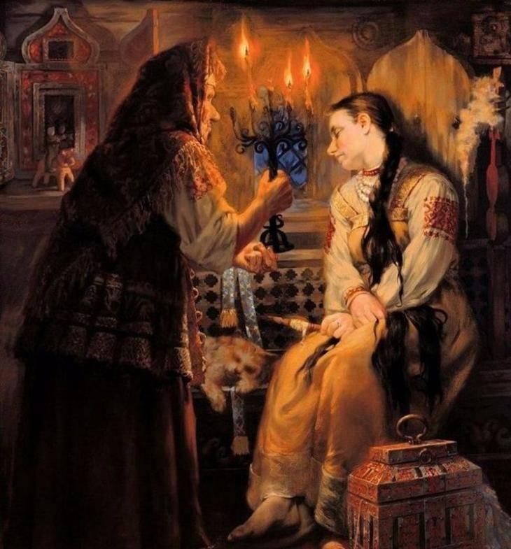 Магические ритуалы - сборник обрядов