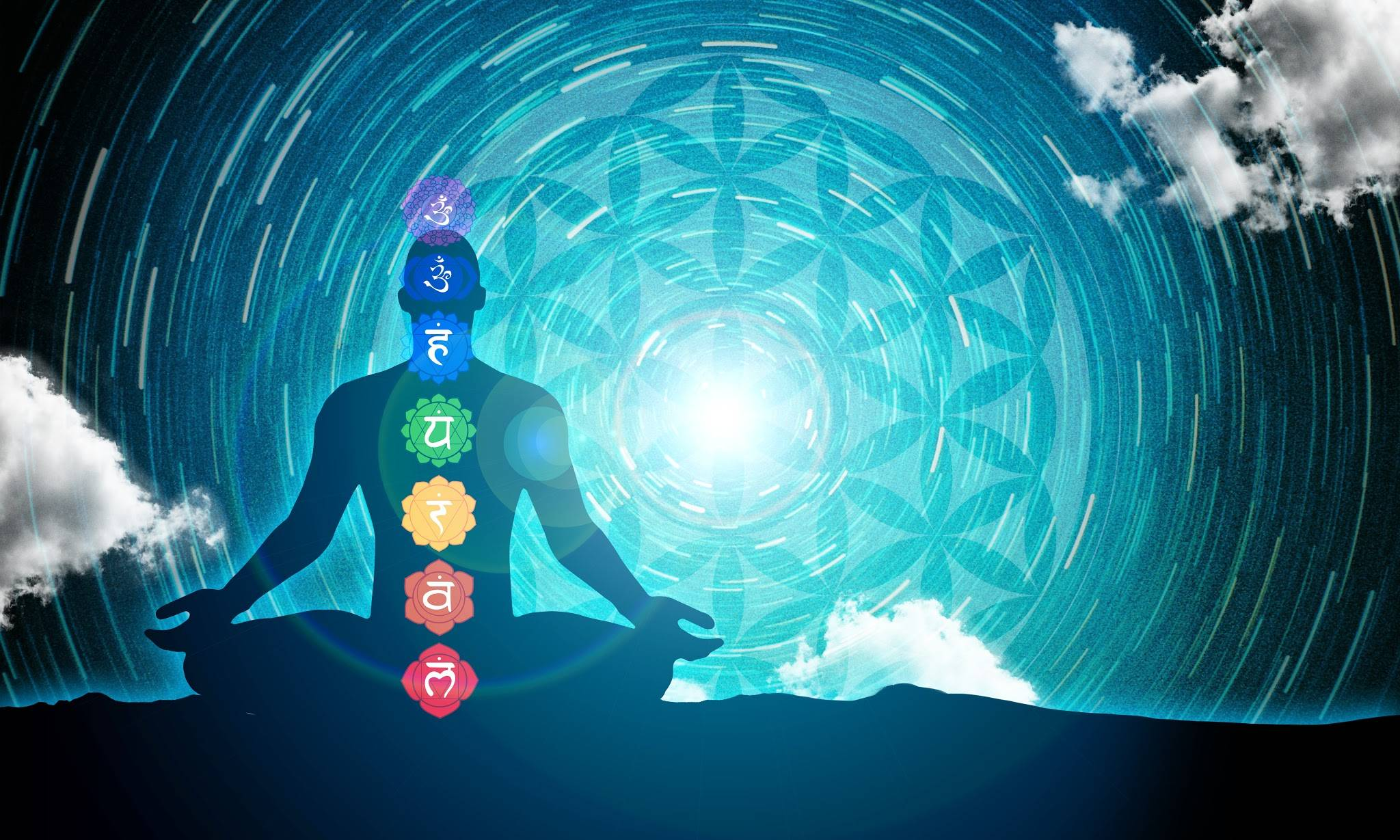 Шестая чакра аджна - за что отвечает, где находится, как открыть