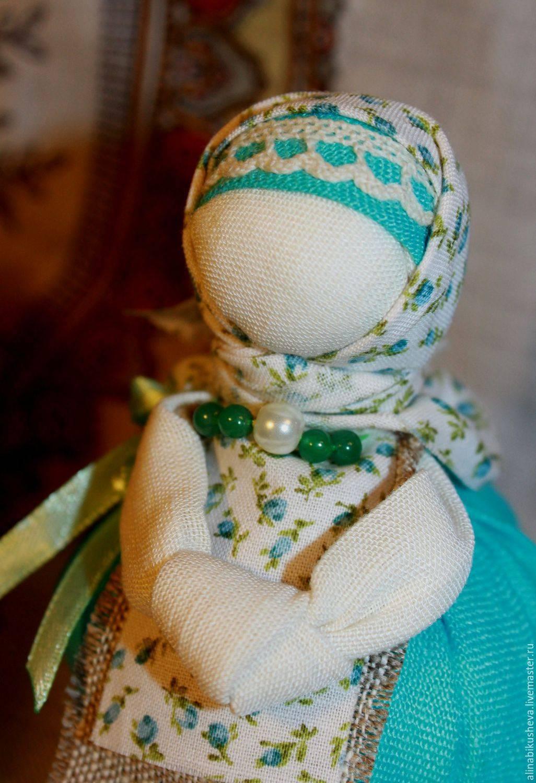 Кукла кубышка травница своими руками – мастер класс и значение