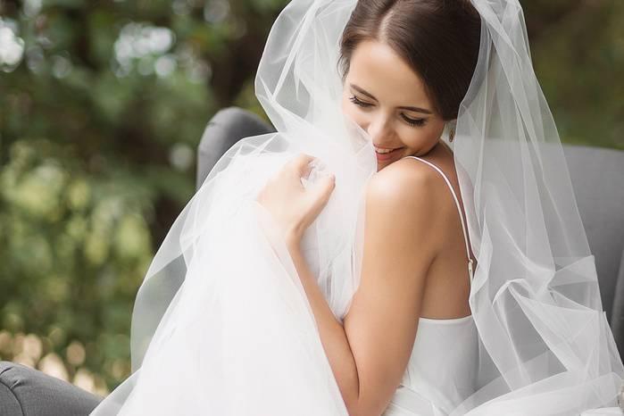 Приметы о свадебном платье - покупка, примерка, продажа