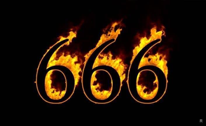 666 число зверя