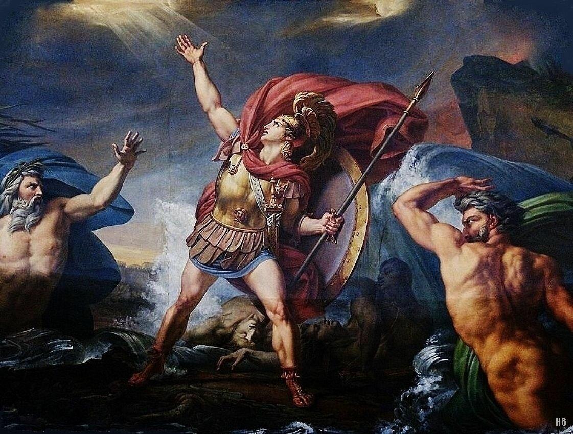 Богиня утренней зари в римской мифологии