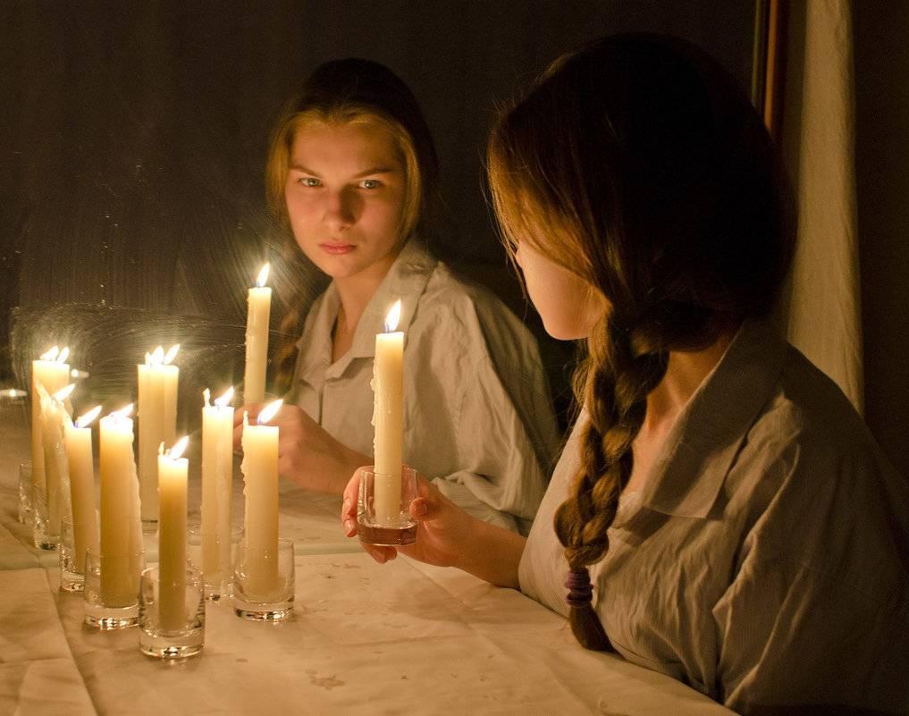 Гадиния на суженого на рождество и святки. святочные традиции