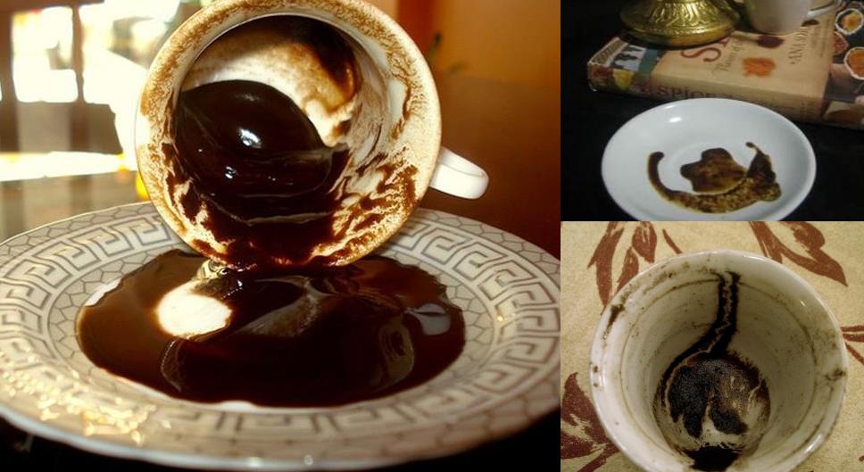Основные способы гадания на чае
