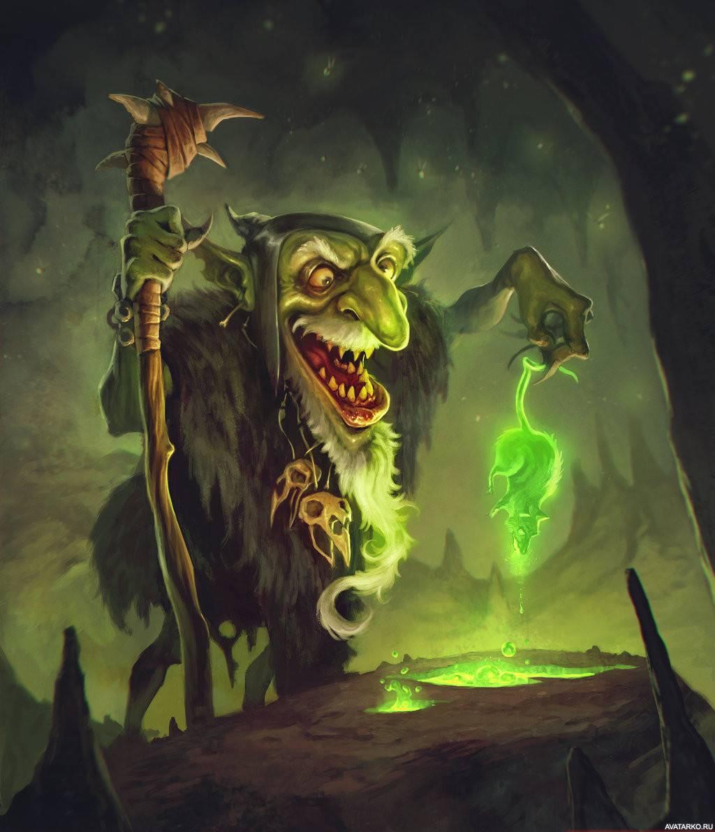 Goblin kingdom / goblin no oukoku / королевство гоблинов