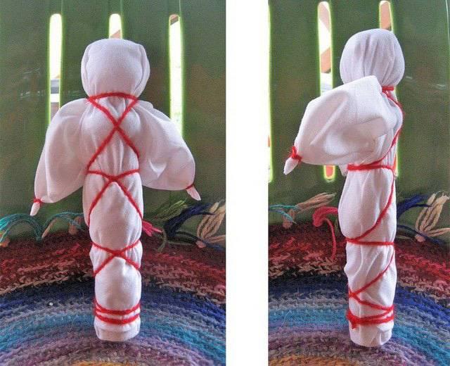 Куклы-обереги своими руками: делаемберегиню, желанницу и счастливицу