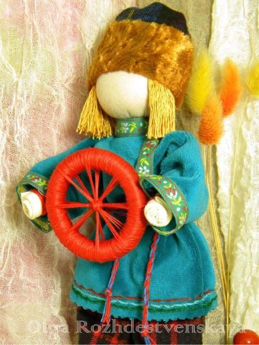 Пошаговая инструкция как сделать спиридона солнцеворота. мастер-класс по созданию куклы спиридон солнцеворот. в этот день также надо было непременно встряхнуть яблони, чтобы они раньше зацветали