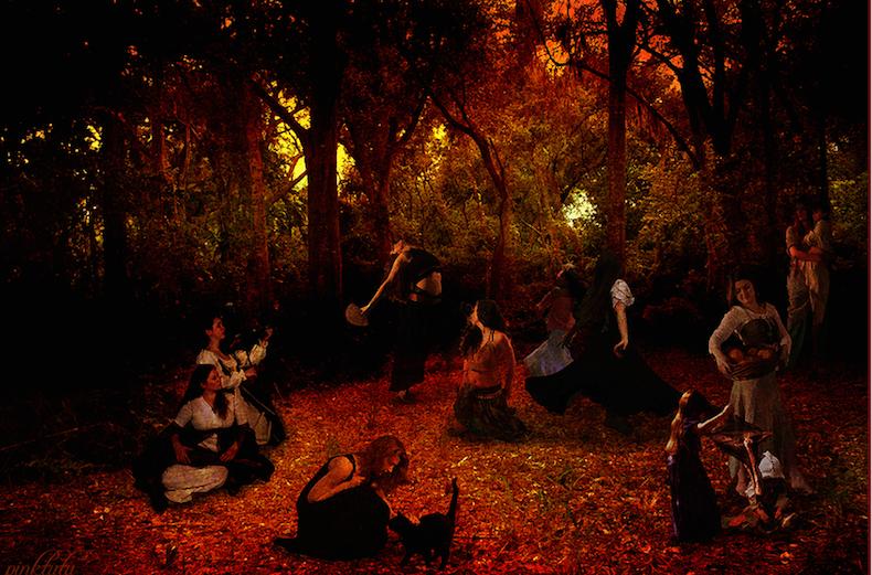 ???? ворота в зиму — самайн (самхейн): традиции и ритуалы праздник   духов день у кельтов