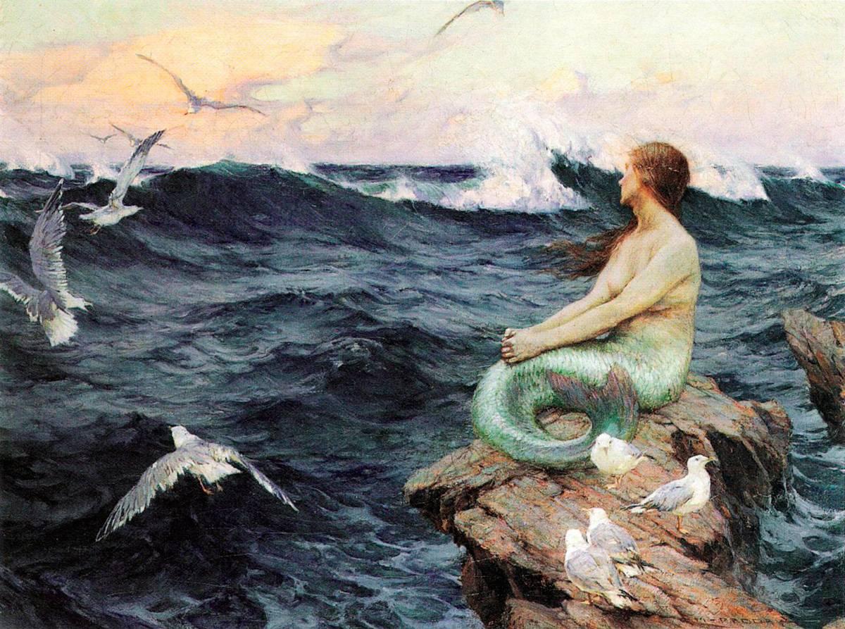 Сирены (sirenia) — травоядные морские млекопитающие. мифы о сиренах