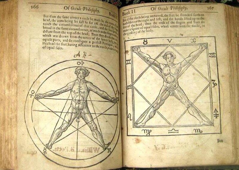 5 магических символов, которые ведьма должна использовать в своей практике.