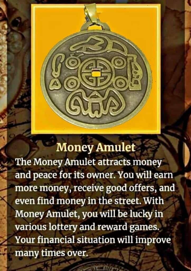 Амулет на деньги и удачу как активировать денежное дерево