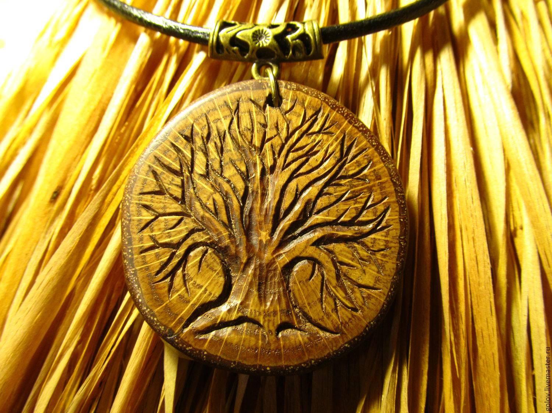 Талисман «древо жизни»: история и положительные свойства