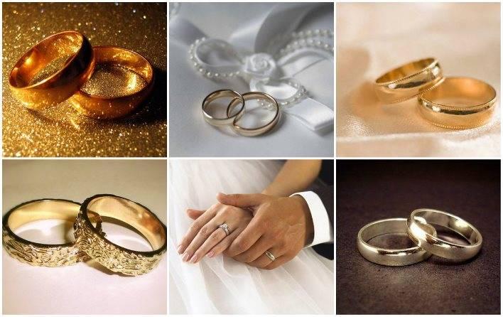 Символика обручальных колец: традиции и история  — свадебный портал marry