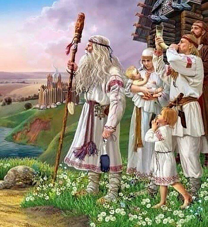 Новолетие древние славяне праздновали в марте, а 22 сентября 2018 года отмечали новый год